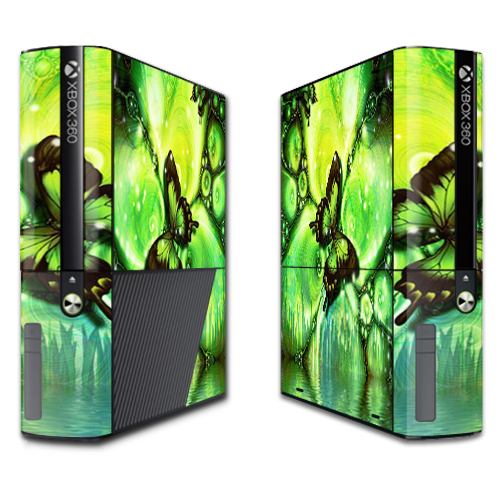 MightySkins Protective Vinyl Skin Decal for Microsoft Xbox 360E (3rd Gen) cover wrap skins