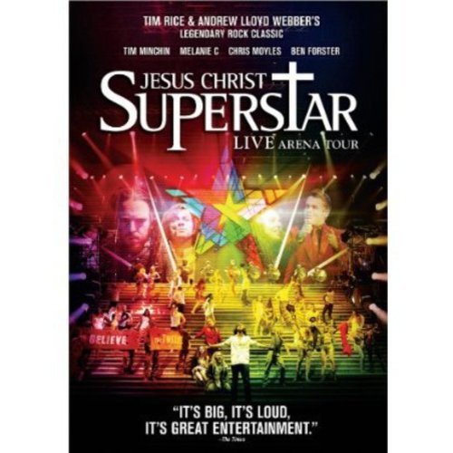 Jesus Christ Superstar (Live Arena Tour) (Anamorphic Widescreen)