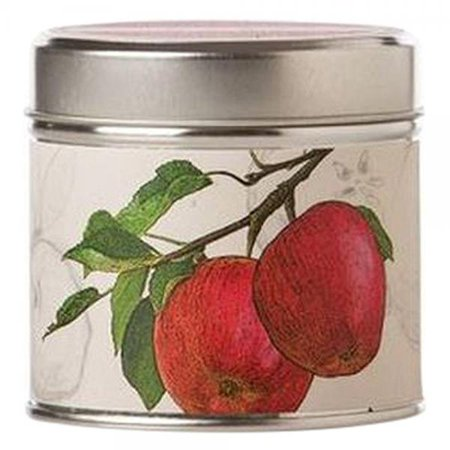 Rosy Rings Fruity Spicy Apple Soy Tin Candle 8oz