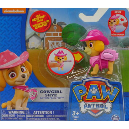 PARENT: PAW PATROL, ACTION PACK PUP AND BADGE ASST