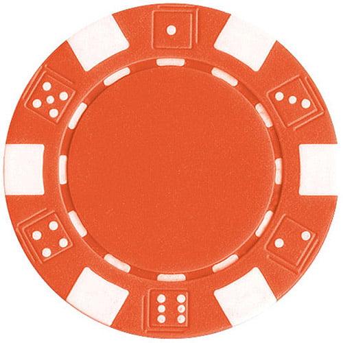 11.5 Gram Casino Poker Striped Chips