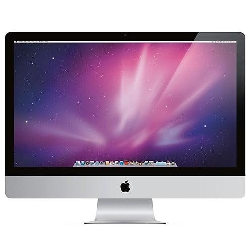 "Apple imac iMac MC812LLA 21.5"" Intel Core i5-2500S X4 2.7GHz 4GB 1TB, Silver (Refurbished)"