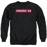Warehouse 13 Logo Mens Crewneck Sweatshirt