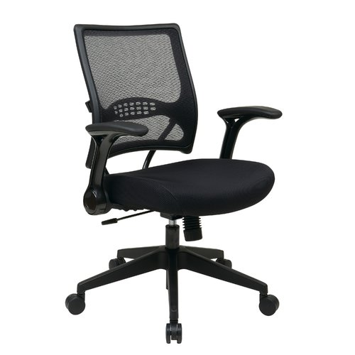 Office Star Products AirGrid Mid-Back Mesh Desk Chair