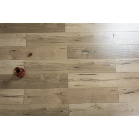 Bronco EIR 12 mm Thick x 7.72 in. Width x 47.83 in. Length HDF Laminate Flooring (15.38 sq. ft/ (Best Way To Install Laminate Wood Flooring)