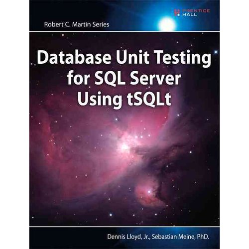 Database Unit Testing for SQL Server Using Tsqlt