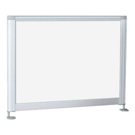Desktop Privacy Panels, White, Best-Rite, 90134