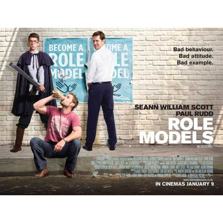 Role Models (2008) 30x40 Movie Poster (UK)