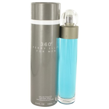 Perry Ellis 360 By Perry Ellis For Men. Eau De Toilette Spray 3.4