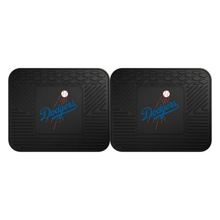 """Los Angeles Dodgers 2-pc Utility Mat 14""""x17"""""""