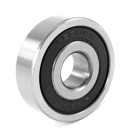 - Unique Bargains Roller-Skating Skateboard Seals 6200RS Deep Groove Ball Bearing 30 x 10 x 9mm
