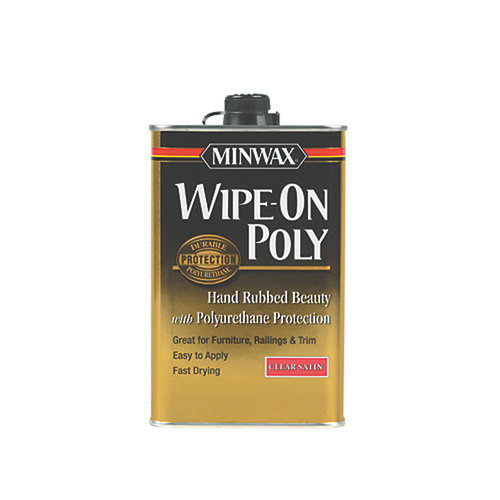 Minwax Wipe-On Interior Polyurethane