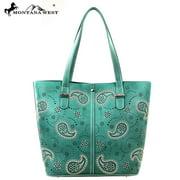 MW209-8501 Montana West Paisley Collection Handbag