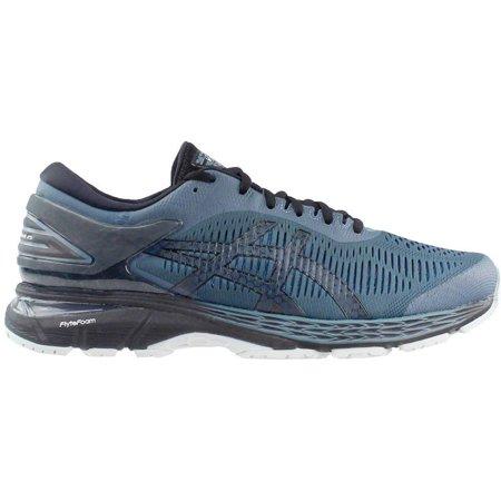 Asics 1011A019 020: Mens Gel Kayano 25 IroncladBlack Running Sneakers (9 D(M) US Men)