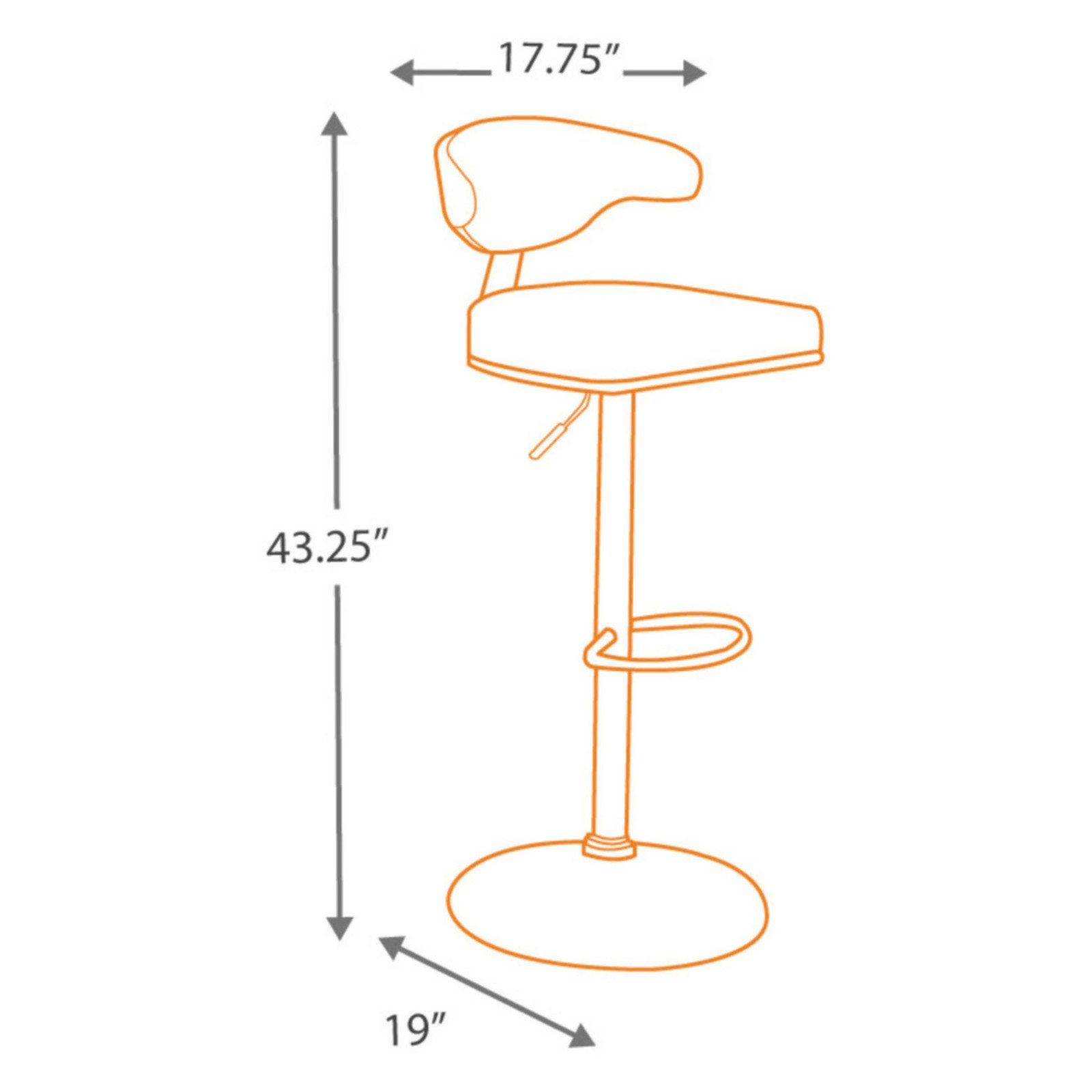 Astounding Signature Design By Ashley Bellatier Tall Upholstered Swivel Adjustable Height Barstool Creativecarmelina Interior Chair Design Creativecarmelinacom