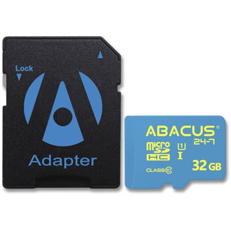 Abacus24-7 32GB micro SD Memory Card [Ultra High Speed] for Huawei