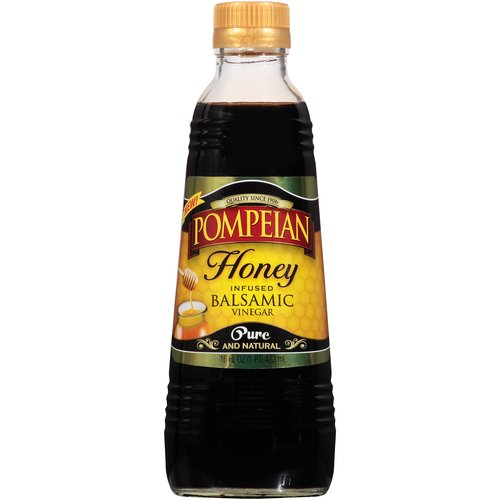 Pompeian® Honey Infused Balsamic Vinegar 16 fl. oz. Bottle