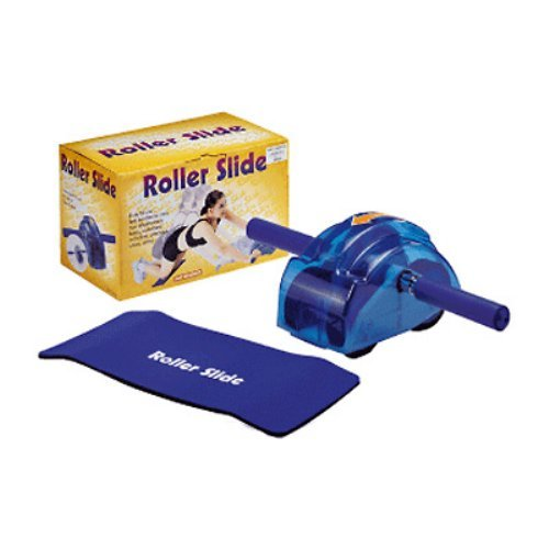 Roller Slide Abdominal Exerciser