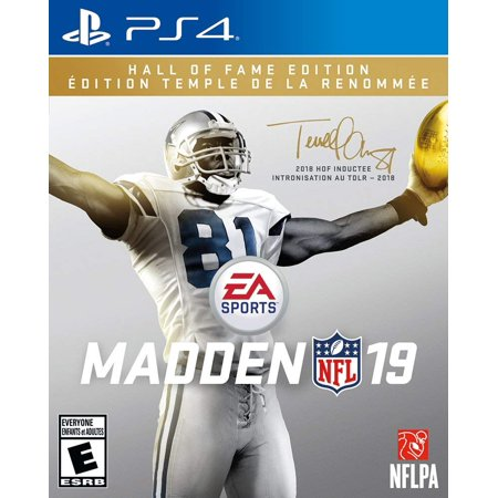 Refurbished Electronic Arts Madden NFL 19: Hall of Fame Edition (PlayStation 4)