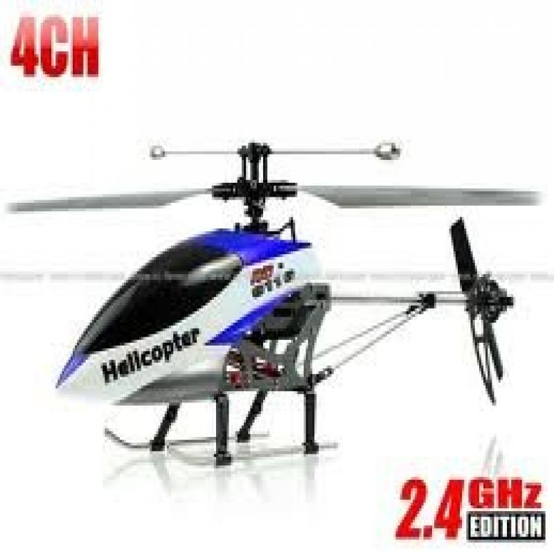 Double Horse DH9116 Infrared Gyro 1st Single Blade 15 Large RC Helicopter 4 CHANNEL