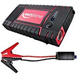 Keenstone Car Jump Starter 400A Peak 8000mAh Up to 4.0L Gas or 2.5 Diesel Auto Battery Booster Pack