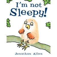 Im Not Sleepy Baby Owl Book