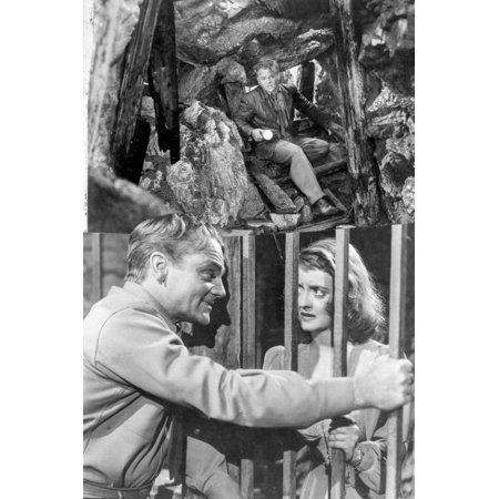 Scenes from The Bride Came C.O.D. Print Wall Art By Movie Star News - Halloween He Came Home Scene