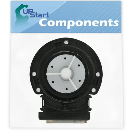 4681EA2001T Washer Drain Pump Motor Replacement for LG WM2501HWA Washing Machine - Compatible with 4681EA2001T Water Pump - UpStart Components Brand ()