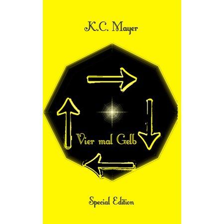 Vier mal Gelb Special Edition - eBook (Gelb Camo Stoff)