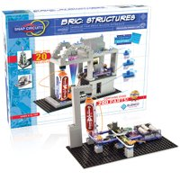 Snap Circuits BRIC Structures Building Set - Energize Your Brick Building Experience!