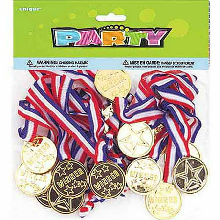 Award Medal Party Favors, 24-Count Academy Awards Party Supplies