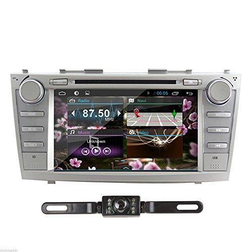 tocado in-dash dvd receiver with 8 display double din and...