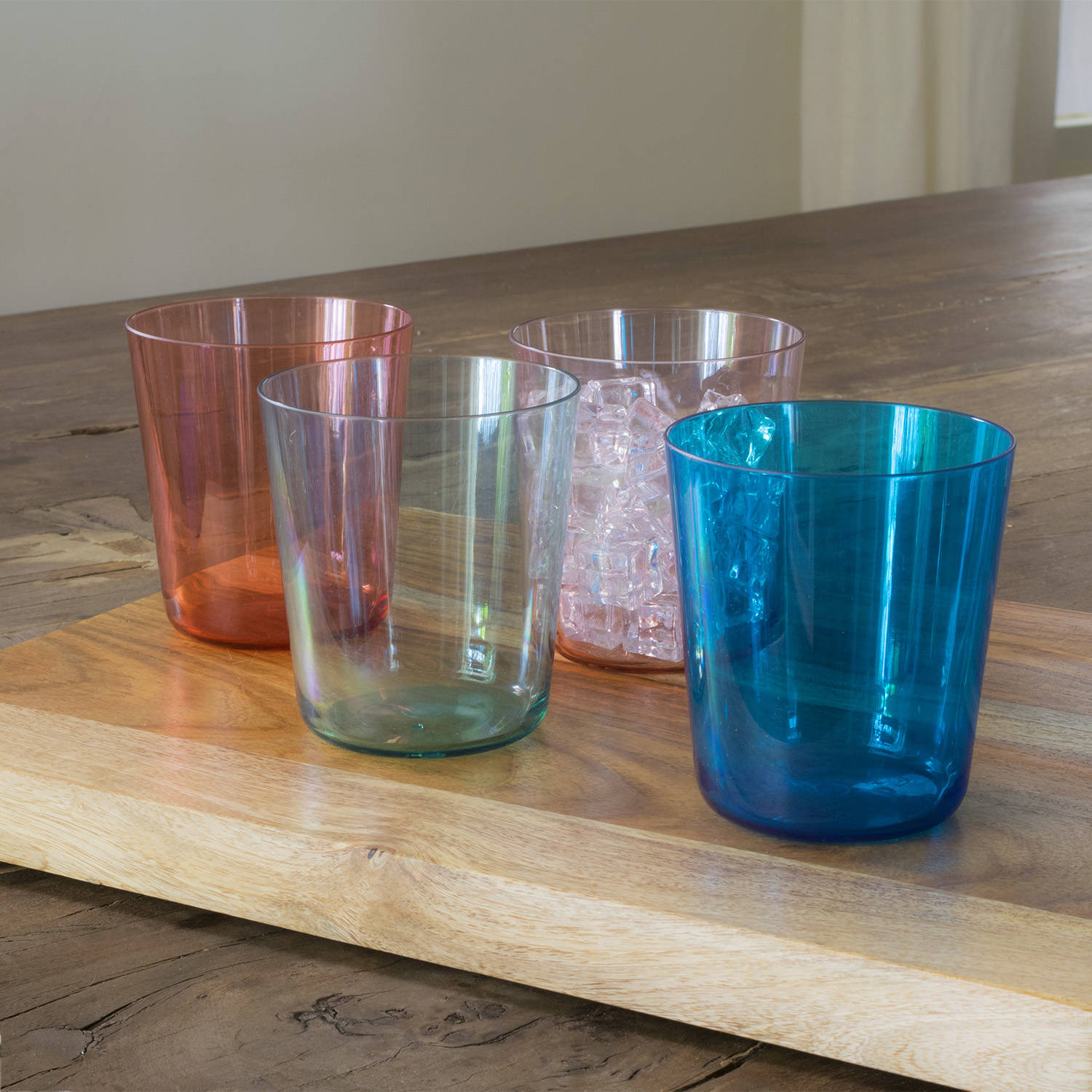 Better Homes and Gardens DOF 4pk Set Drinkware