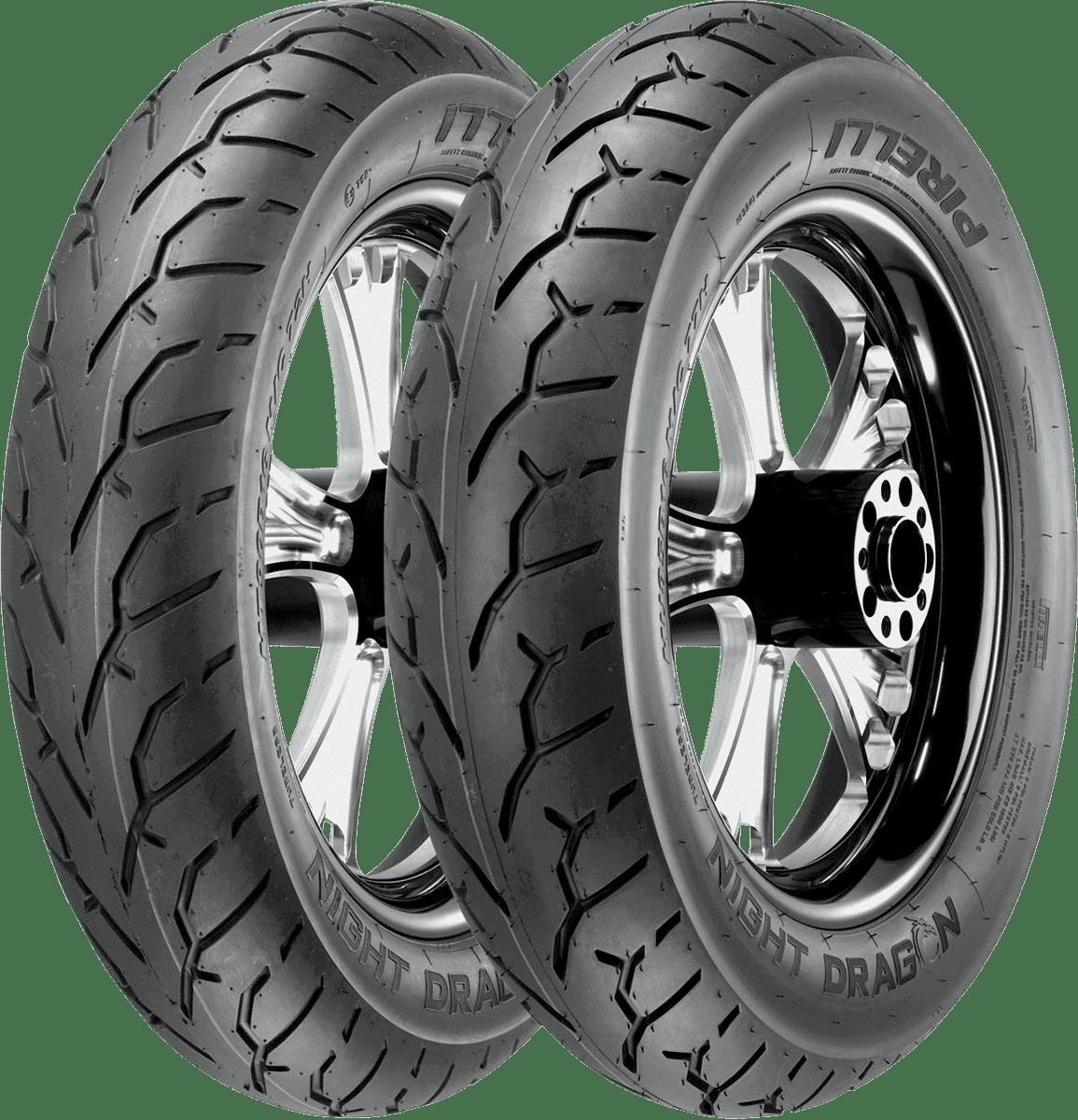 Pirelli Tire 180/65b16 Night Dragon Gt N-drg