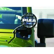 PIAA 30100 Flood Light Pillar Mount Bracket Kit