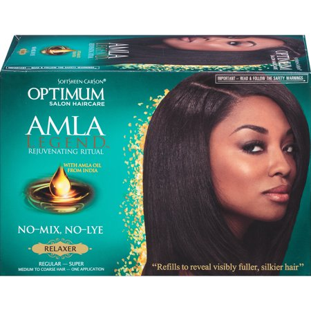 Optimum Amla Legend No Mix  No Lye Relaxer