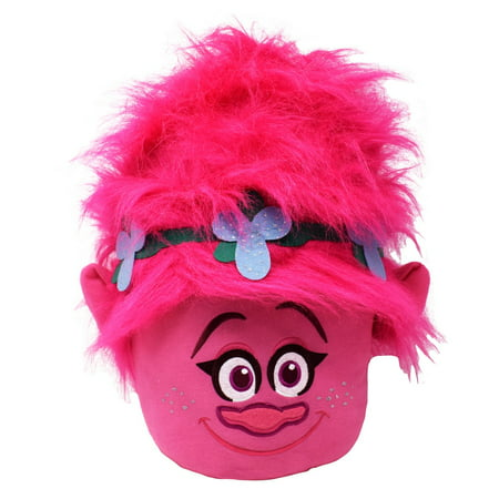 Trolls Poppy Jumbo Plush Easter - Wicker Easter Baskets With Liner