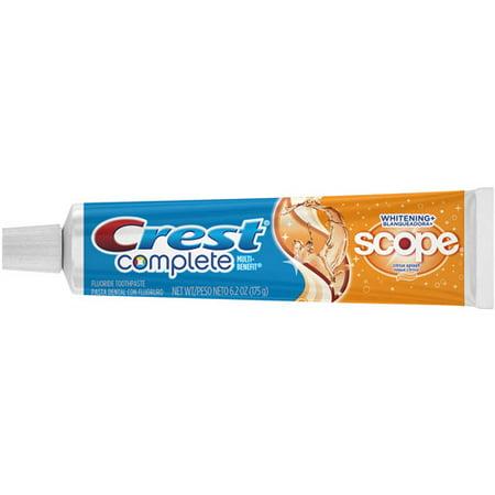 Crest Complete, Fluoride Toothpaste | CVS.com