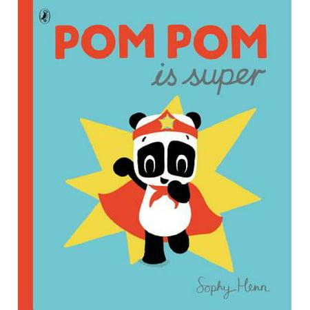 POM POM Is Super](Klutz Pom Pom Puppies)