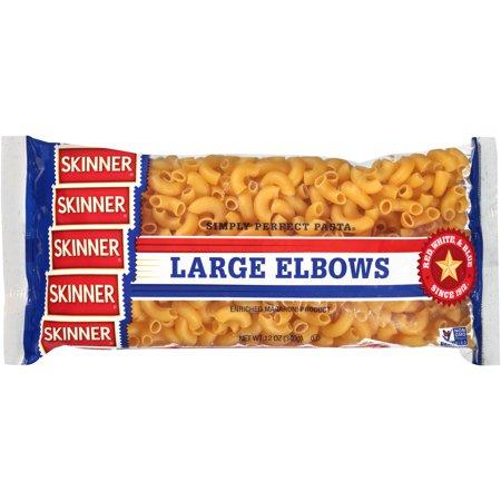 Skinner Large Elbows Macaroni 12 Ounce Bag