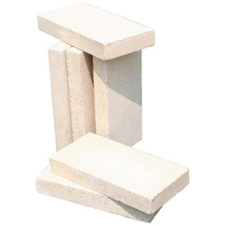 Firebrick Liner - US Stove FBP6 Firebrick, Pack of 6, Replacement bricks for firebrick liners By US Stove Company