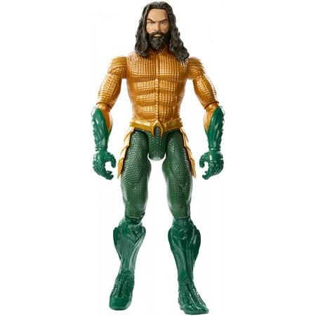 Gothic Finger Armor - Aquaman Movie True-Moves Aquaman 12-Inch Action Figure with Armor