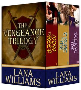 The Vengeance Trilogy - eBook