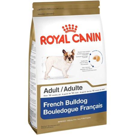 Royal Canin French Bulldog Adult Dry Dog Food, 17 lb