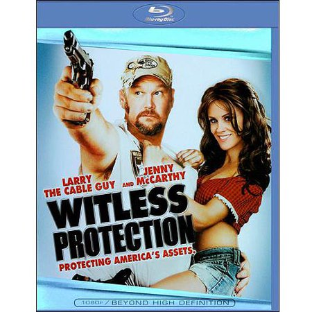 Witless Protection  Blu Ray