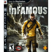 iNfamous, Sony, PlayStation 3, 711719811923