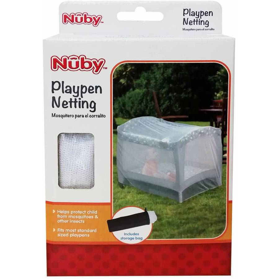 Nuby Playpen & Playard Netting