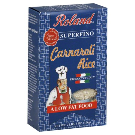 Roland Carnaroli Rice Superfino, 2.0 LB