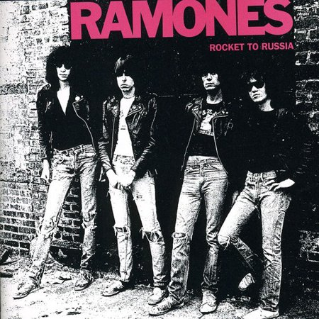 Rocket to Russia (CD)