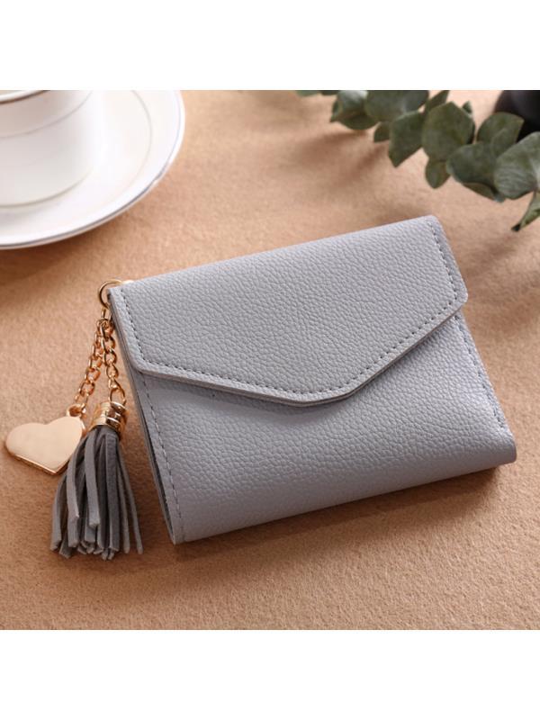 Womens Small Mini Wallet Card Holder Coin Purse Clutch Handbag Purse